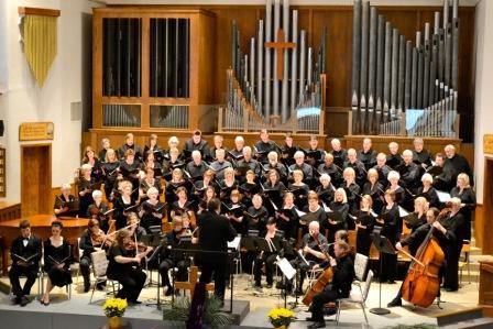 Großartiges Konzert des Kanadischen Chores